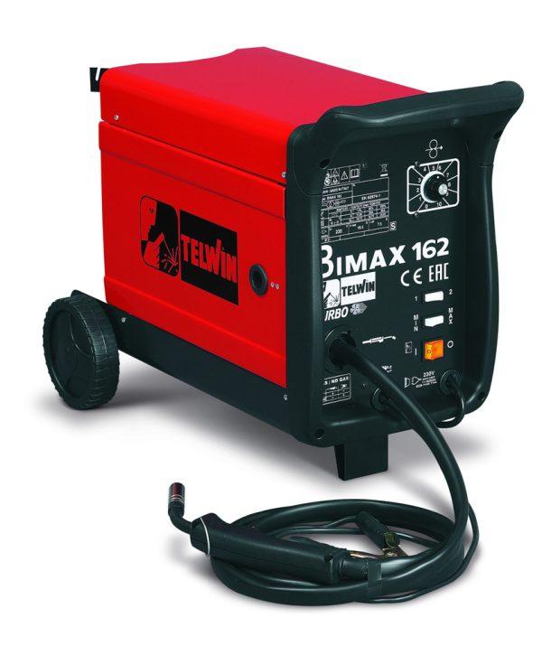 Bimax 162 Turbo hegesztő trafó hobbi felhasználásra