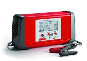 A Doctor Charge 50 egy intelligens akkumulátor kezelő készülék