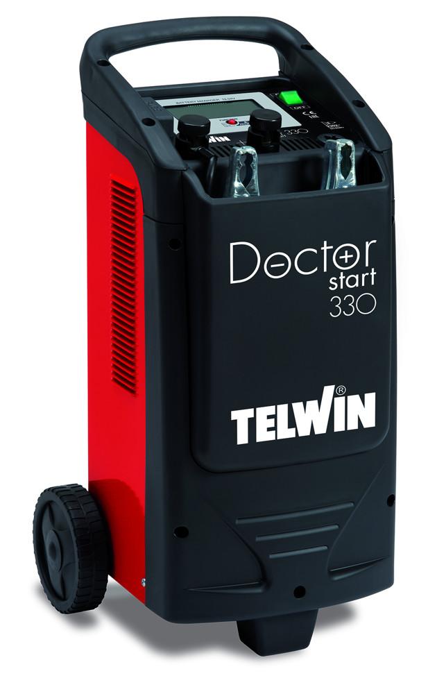 Doctor Start 330 akku töltő-indító és akku menedzser