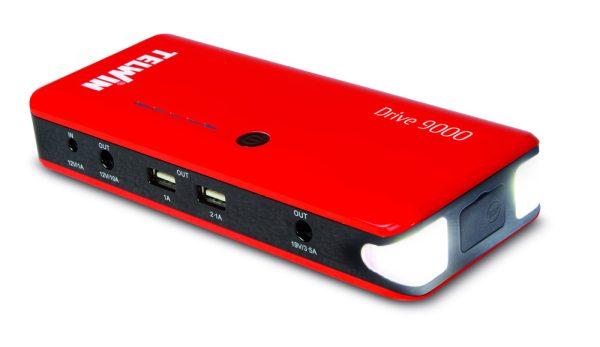 A Drive 9000 készülék LED fényforrással
