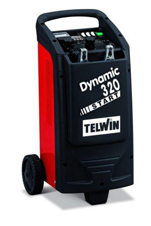 Dynamic 320 start hálózati töltő-indító készülék