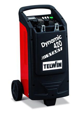 Dynamic 420 Start töltő-indító készülék hálózatról történő használatra
