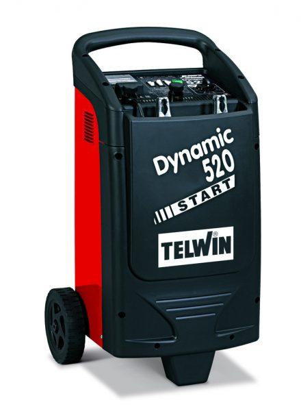 Dynamic 520 Start hálózati töltő-indító készülék 12/24V-os akkukhoz