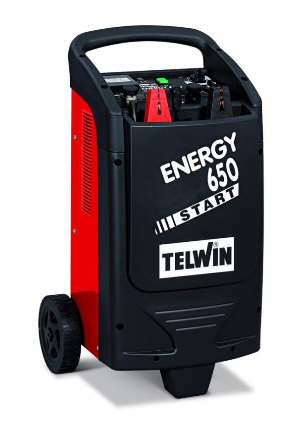 Energy 650 Start 3 fázisú töltő-indító