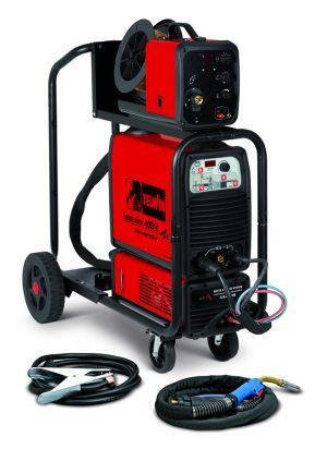 Superior 400 MIG Pack Aqua multifunkciós ipari hegesztőgép szett vízhűtéssel