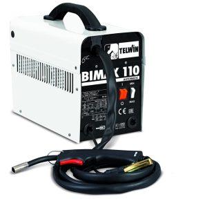 Bimax 110 hegesztő trafó csak védőgáz nélküli hegesztéshez