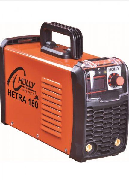 A HETRA 180 inverter már 5 mm lemezvastagságú anyagok hegesztésére is alkalmas, nagyszerűen alaklamazható ház körüli munkák, szerelési és barkácstevékenységek elvégzésére.