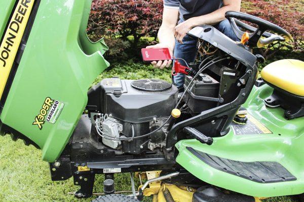 Drive Mini kerti gépek indítására