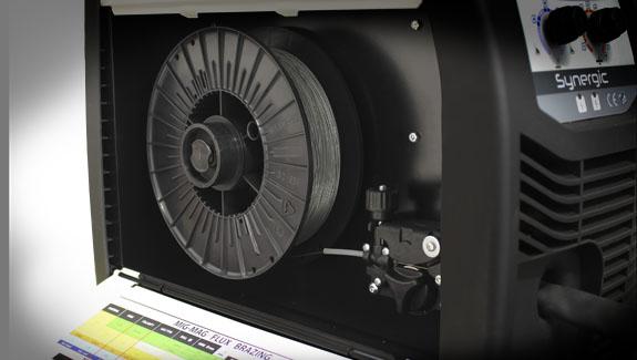 A Maxima 200 használható 5kg-os acél huzallal