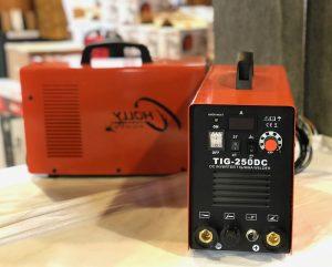Hetra TIG 250 DC HF awi hegesztő inverter