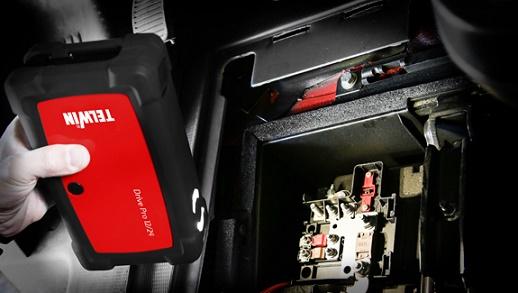 Drive Pro 12/24 LED-es világítással