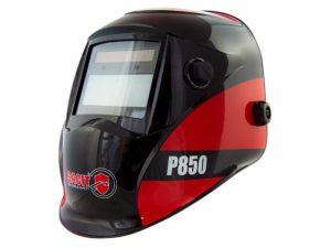 Sacit P850 hegesztő fejpajzs automatikus sötétedéssel